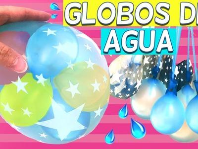 Super GLOBO DE AGUA GIGANTE en 1 minuto | Ideas FACILES DIY