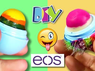 Las Mejores MANUALIDADES con EOS * TOP 7 IDEAS para Personalizar tu LABIAL EOS (recopilación)
