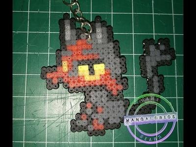 Litten hama beads mini HD