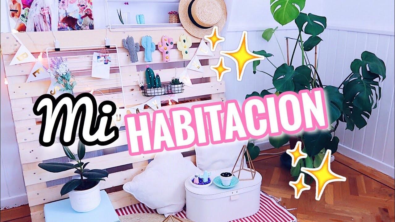 Decorando MI HABITATION - DIY. cristinaneros