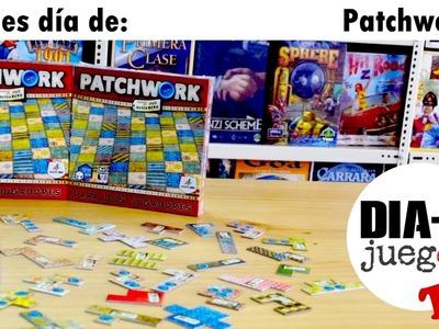 Hoy es Día-D: Patchwork