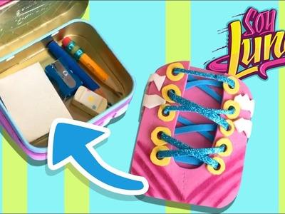 Mini Estuche de SoyLuna :: Chuladas Creativas :: Soy Luna DIY