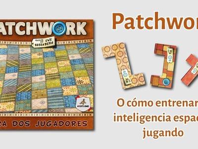 Patchwork: juego de mesa (RESEÑA) - Tetris e inteligencia espacial