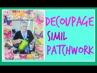 Cómo aprovechar tus restos de servilletas - Decoupage - Tutorial - DIY