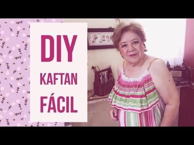 DIY - KAFTAN FACIL PARA SEÑORAS