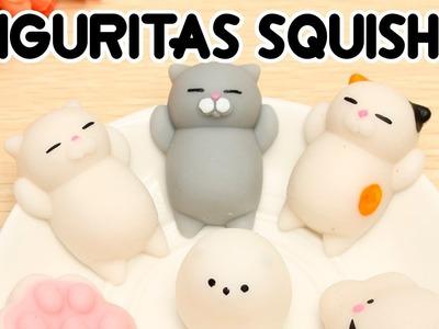 Haz Figuras Squishy Squeeze.DIY. Gato Squishy para tu celular. Cuyoneta Experimenta