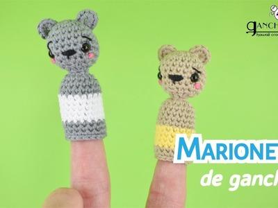 Aprende cómo hacer marionetas de dedo. ¡A jugar!
