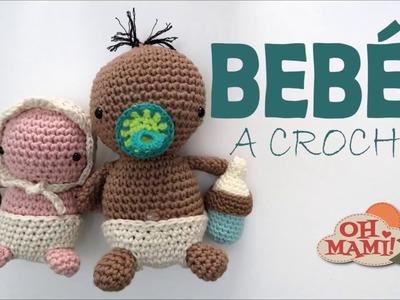 Bebés a crochet!!