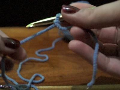 Crochet- tutorial 0000 - hilados, agujas y cadenas, arrancamos a crochetear! - clase 0