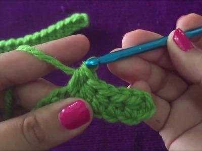 Curso Crochet para principiantes- Puntadas Básicas