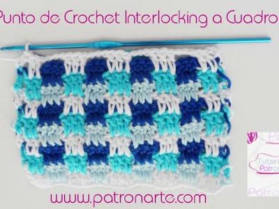 Como Hacer Cuadros De Crochet Para Mantas.Crochet Como Hacer Granny Square A Crochet Para Manta Cuadro A