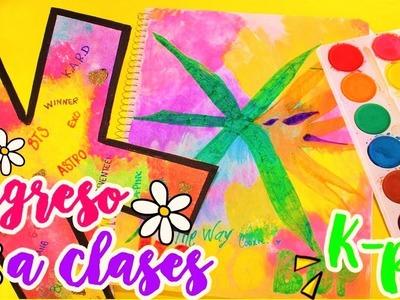DIY KPOP : REGRESO A CLASES KPOP  ♥  B2S COLLAB