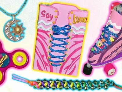♥ DIYS: 5 Manualidades paso a paso de Soy Luna (Recopilación.Compilation) ♥