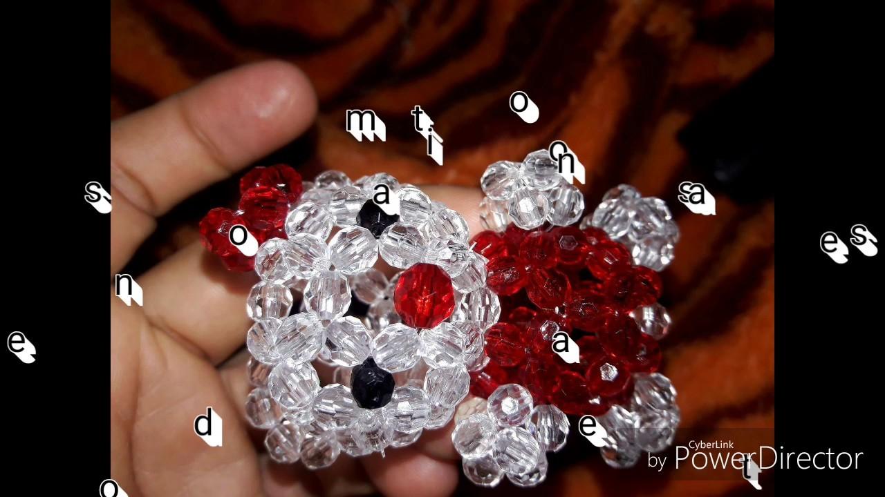 Manualidades de perlas