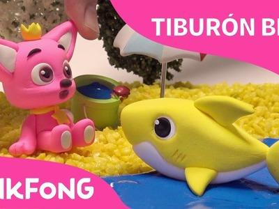 Manualidades del Tiburón Bebé con Plastilina | Animales | Pinkfong Canciones Infantiles