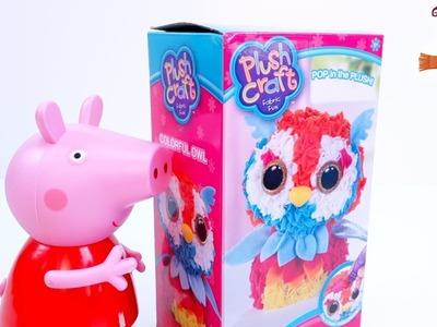 Nueva Mascota de Peppa Pig ???? Manualidades para Niños