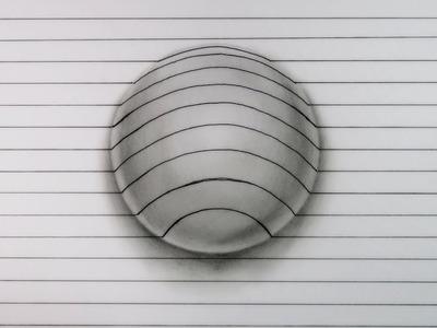Cómo Dibujar esta INCREÍBLE esfera 3D | MUY FÁCIL | ILUSIÓN ÓPTICA | How to draw 3D Sphere