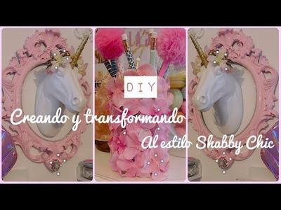 DIY  Cuadrito y base para brochas.lapices estilo Shabby Chic    Suscribete.