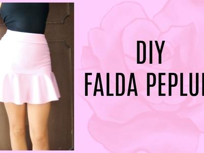 DIY FALDA PEPLUM ㅣ Palo de Rosa ♡