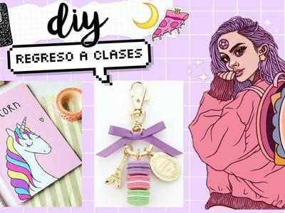 DIY PARA EL REGRESO A CLASES FACILES 2017