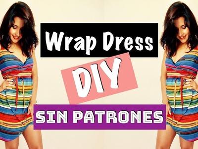 DIY | Wrap dress, sin patrones!