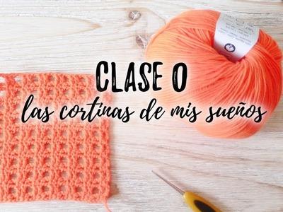 LAS CORTINAS DE MIS SUEÑOS : CLASE 0 | material, reto y lindas noticias!