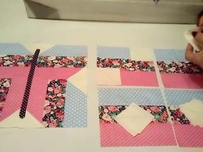 Mariposa de patchwork 1