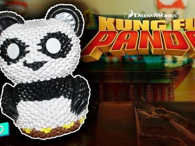 Po ???? (Kung Fu Panda) 3D Origami | Pekeño ♥