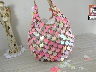 Bolsa de verano con Lentejones