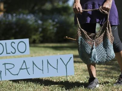 Bolso Granny a crochet