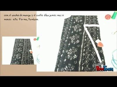 Como hacer un vestido basico en una hora