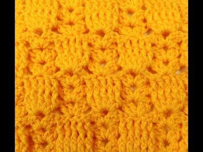 Crochet: Punto en Relieve # 17