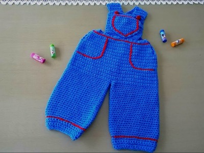 Jardinero a crochet