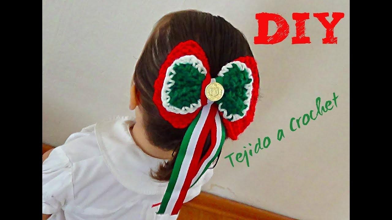 MOÑO MEXICANO TEJIDO A CROCHET PASO A PASO PARA NIÑAS O DECORACION !!!