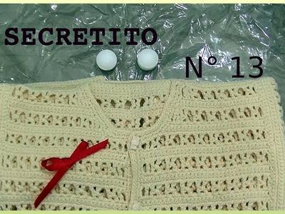 Secreto o Tip N° 13 ¿Cómo debemos guardar las prendas tejidas a crochet? Moda a Crochet