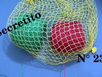 Secreto o Tip N° 23 ¿Enredos con las hebras cuando tejes Crochet o Ganchillo? Moda a Crochet
