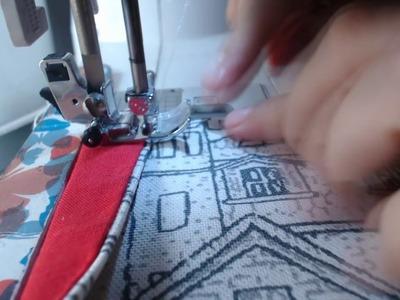 #Truqui para coser tejidos gruesos.