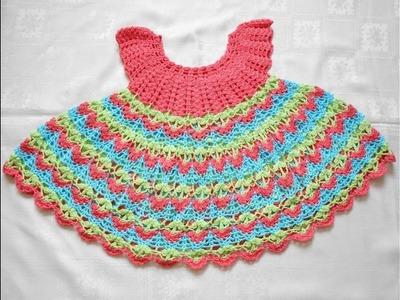 Vestido a crochet #2