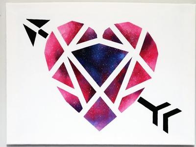 Aprende a hacer este Corazón para decorar tu habitación | Ideal para tu pareja | DIY | ArteMaster