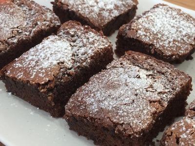 Cómo hacer Brownie paso a paso (Rápido y fácil) | Patu