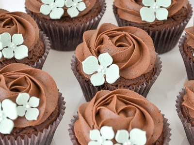 Cupcakes de Chocolate y Menta ✩ Cupcakes After Eight || Tan Dulce