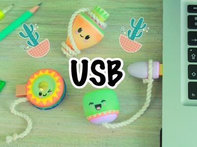 Decora Tu Memoria USB | Juguetes Típicos Mexicanos