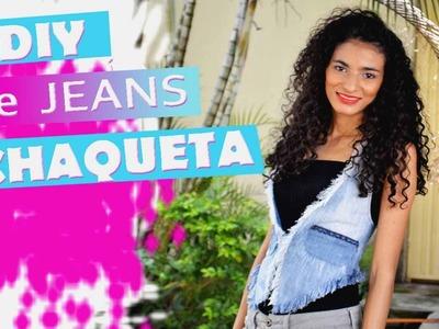 DIY  De Jeans a chaqueta. Renovar Ropa Vieja  | ACCESORIOS MARSA