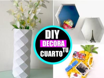 DIY decora tu habitación