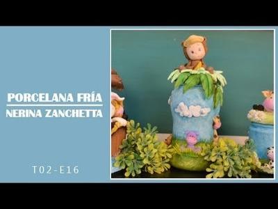 Expohobby TV (T02 - E16) Nerina Zanchetta - Porcelana Fría