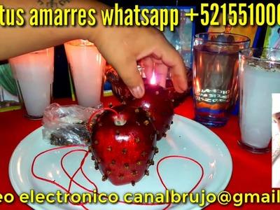 FACIL AMULETO LA PARA RIQUEZA, WHATSAPP +5215510067738 - ATADURAS Y DINERO