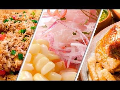 Los RESPONSABLES de la BUENA  Gastronomía Peruana │LO MEJOR DEL MUNDO