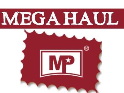 MEGA HAUL | Colaboración con MP