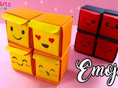 Mini Organizador de Emojis - DIY - Emoji Drawer
