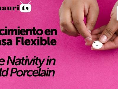 Nacimiento en Masa Flexible ( Cold Ceramic Holy Family Christmas ) 1.2